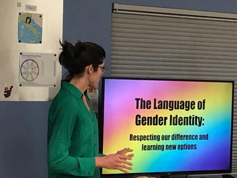 Meghan - Gender Identity Presentation
