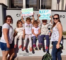 Keep Familes Together Rally - San Leandro