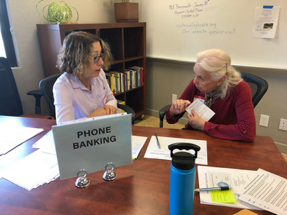 Learning about Phone Banking
