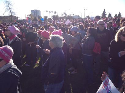 Women's March Oakland, CA 2019