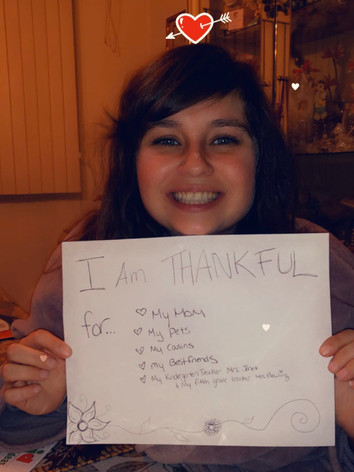krys thankful