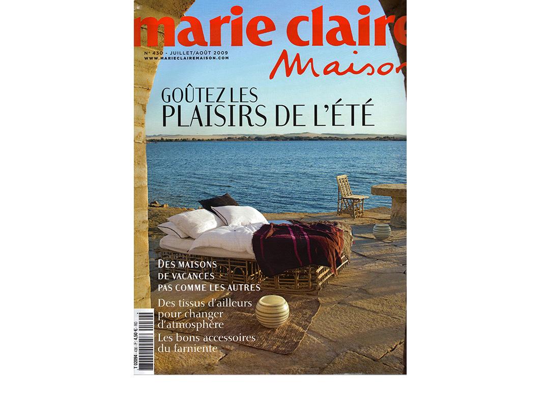 MARIE CLAIRE MAISON - 2009