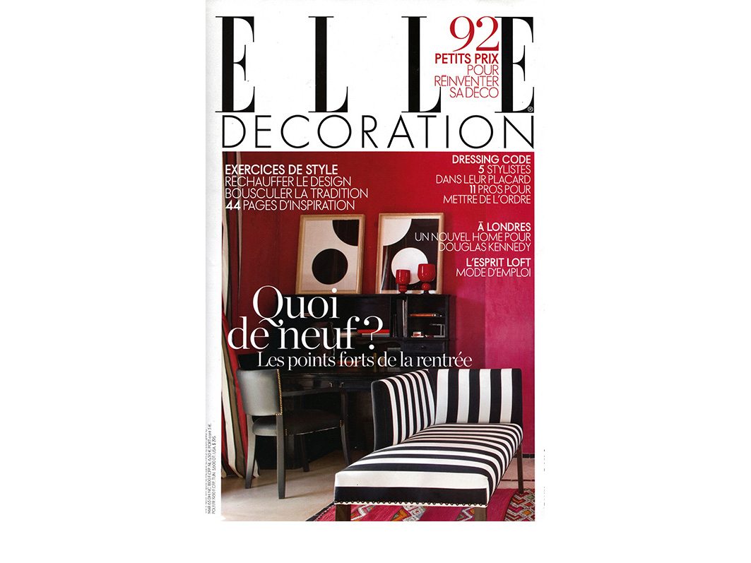 ELLE DECORATION - 2009