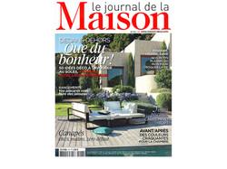 JOURNAL DE LA MAISON - 2012