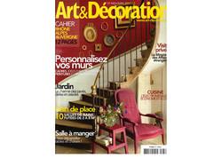 ART & DÉCORATION - 2011
