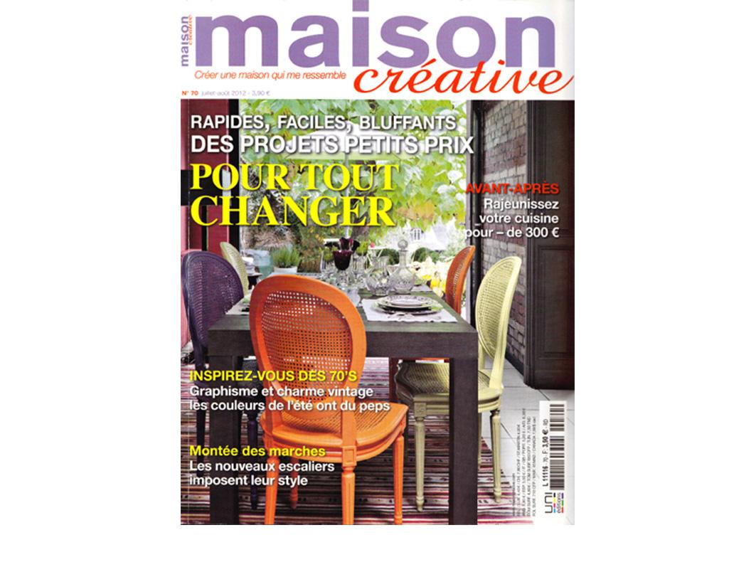 MAISON CRÉATIVE - 2012