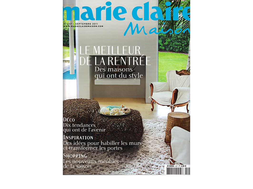 MARIE CLAIRE MAISON - 2011