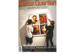 BEAUX QUARTIERS - 2013