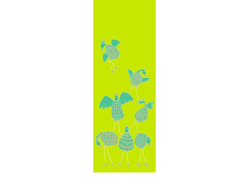 POULETTE-vert-V90X250