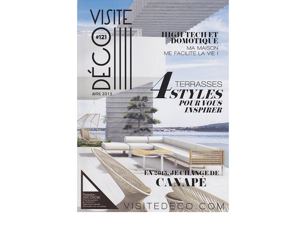 VISITE DÉCO - 2015