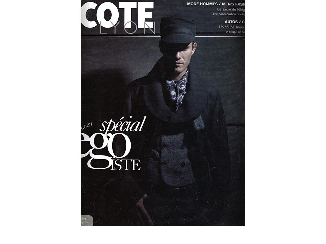 COTÉ LYON - 2008