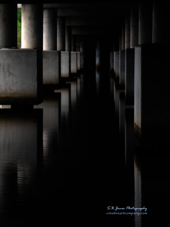Rusty Ole Columns