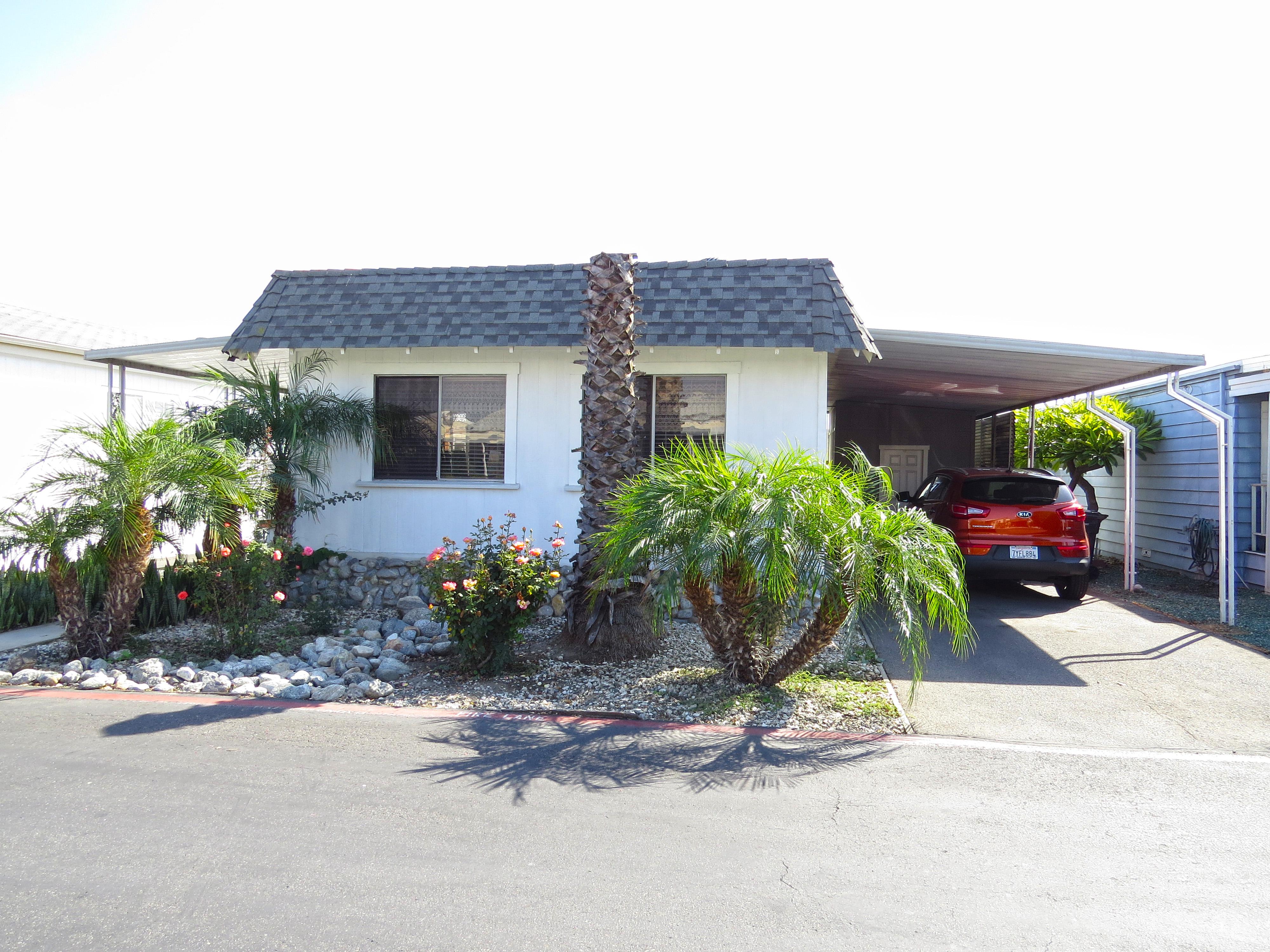 Rancho La Paz Mobile Home Park #43