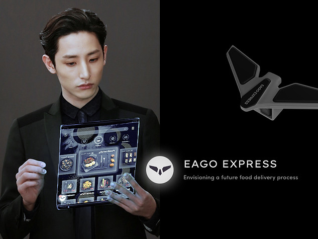 EAGO EXPRESS • May 2020