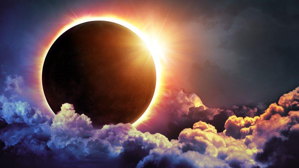 New Moon Solar Eclipse Meditation