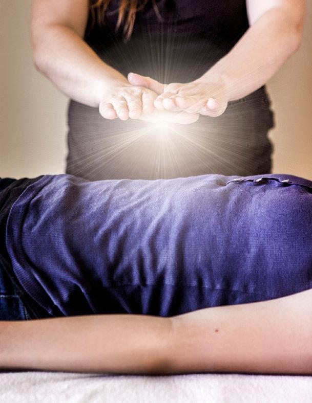 Quantum Energy Healing