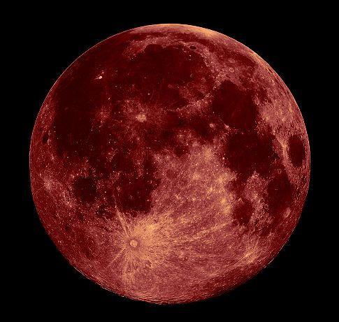 Strawberry Full Moon Meditation
