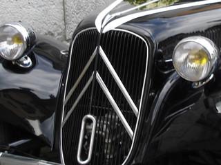 Citroën Traction 11 C  - 1954