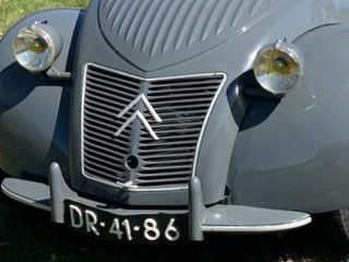 Citroën 2cv - 1953
