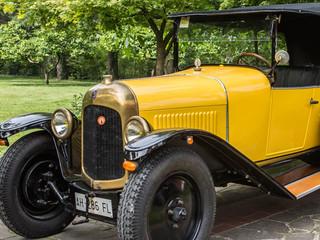 """""""Prochainement""""      Citroën B2 - 1922"""