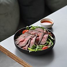 The Third Letter Beef Salad