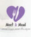 לוגו של ערב קונספט MEET AND MEAL