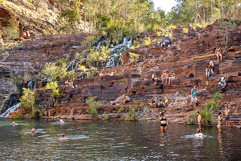 Karijini National Park - Dales Gorge