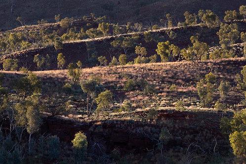 Karijini National Park - Road into Eco Retreat