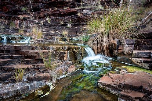 Karijini National Park - Kalamina Gorge
