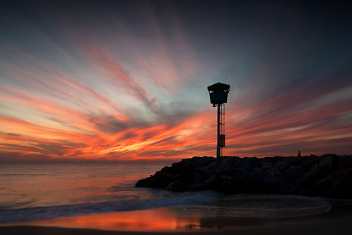 City Beach - Sunset