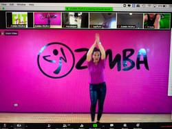 Zumba online