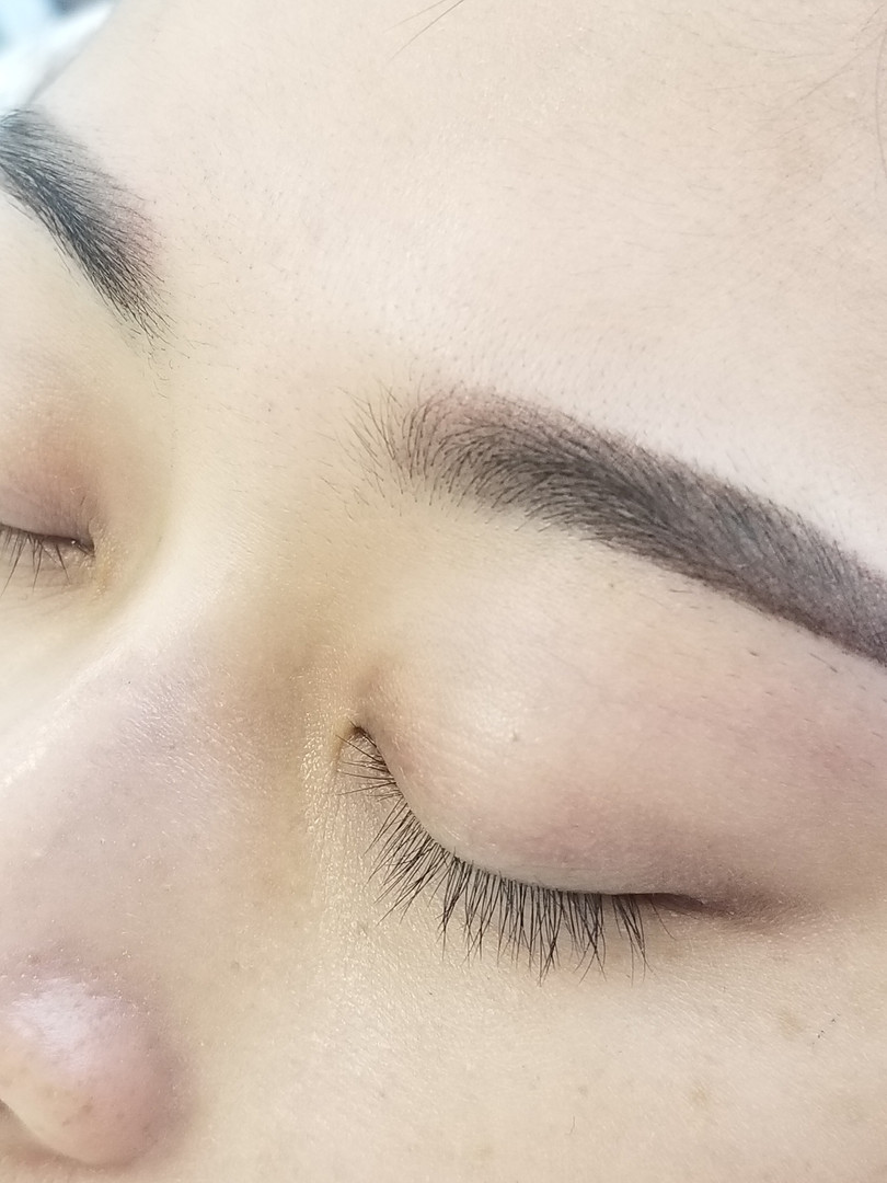 Brow Client After Picture
