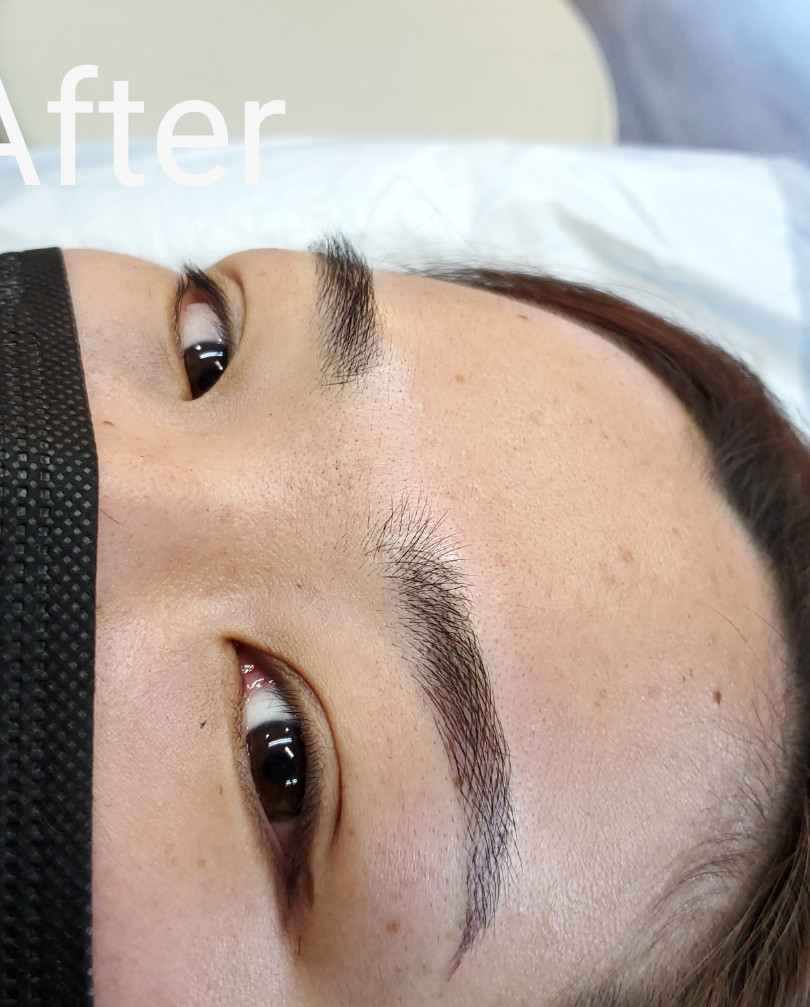 Eyebrow Client - After