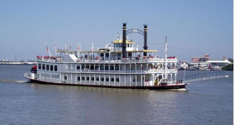Celebrating June!  Love Riverboats! Inspiration for our Upcoming Edition!