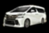 Toyota Alphard, Toyota Vellfire