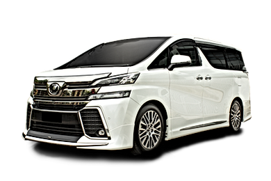 Toyota Vellfire Airport Limo