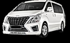 Kuala Lumpur Airport Taxi Limo by Hyundai Starex MPV at KLIA and KLIA2. 吉隆坡国际机场接送地接