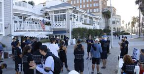 Le Marathon de l'Espoir: La Journée Terry Fox à Santa Monica