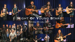 Night Of Young Stars - 5th July, 2009 | David Thirgood | Guitar Lessons
