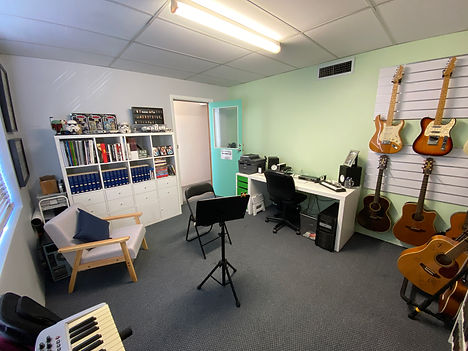 The Guitar Lab | Guitar Lessons | Drummoyne