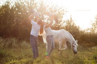 конная фотосессия тамбов, фотосессия с лошадью тамбов, фотограф тамбов