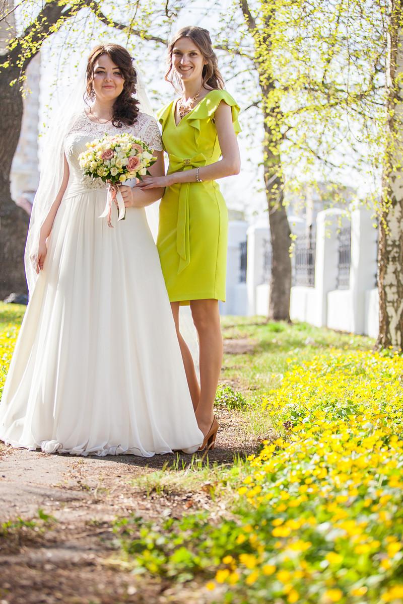свадьба, подружка невесты