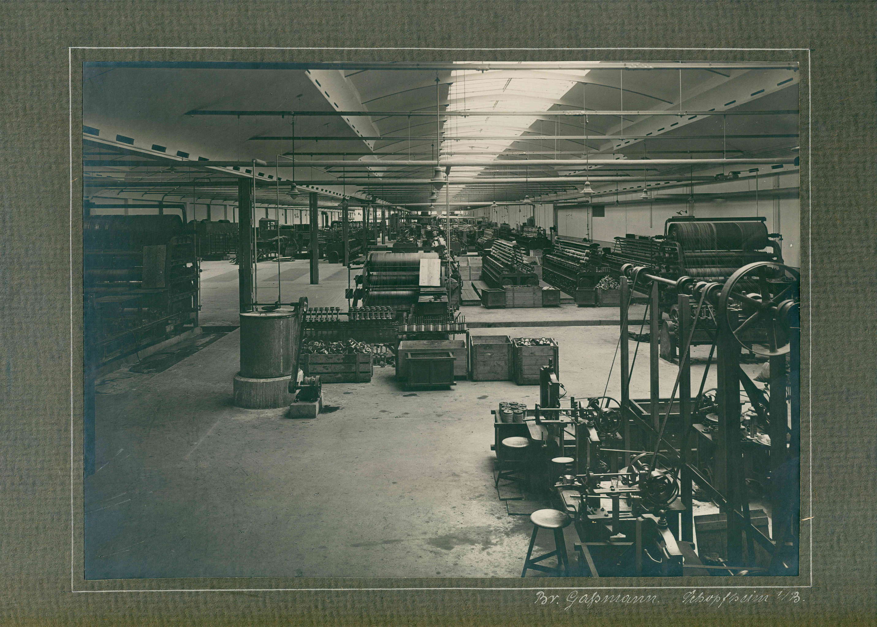 HU Produktionshalle
