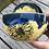 Thumbnail: Yellow & Blue Daisy Nesting Bowls
