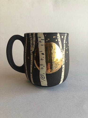 Harvest Moon Aspen Mug - made to order (2-3 weeks processing)