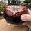 Thumbnail: Copper Cup w/ Layered Dark Rainbow Glazes