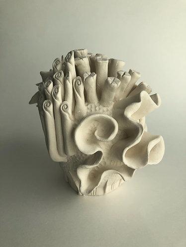Porcelain Flourish #1