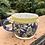 Thumbnail: Fancy Purple & Yellow Daisy Mug