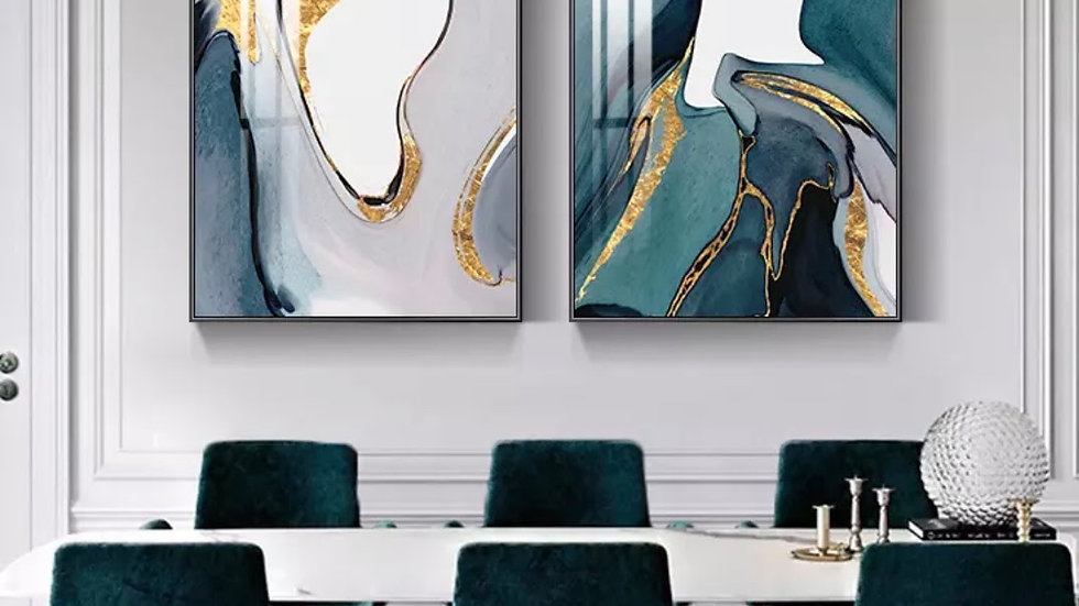 Custom Made Abstract Painting 12