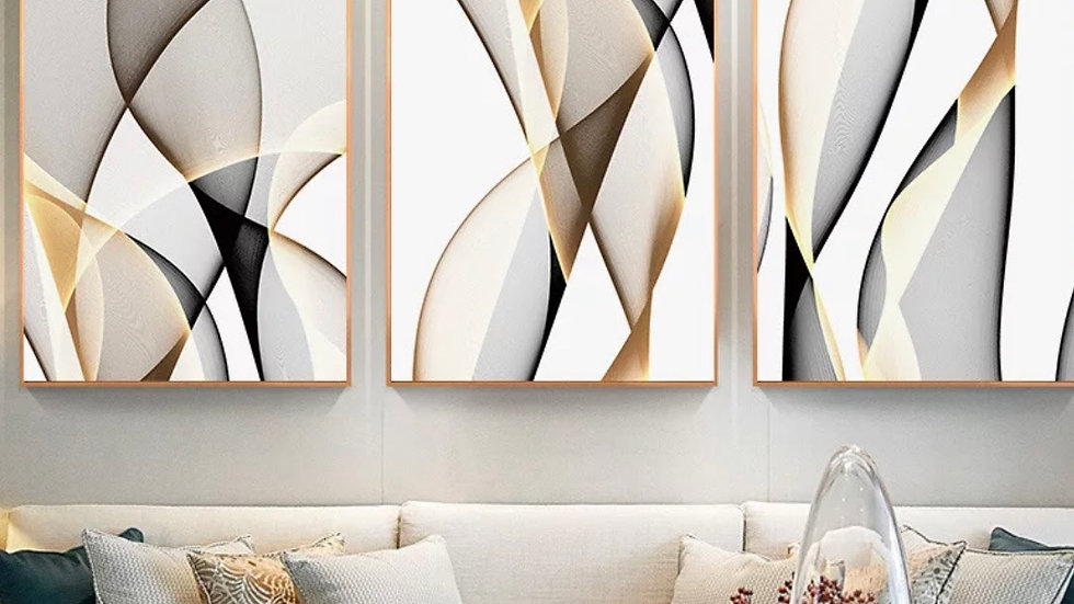 Custom Made Abstract Painting 34